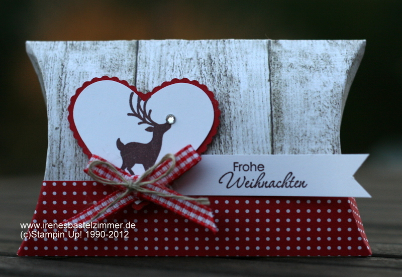 Sammelbestellung am 14. November und Pillow Box