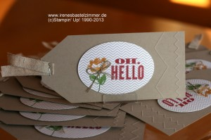 Stampin' Up!-Oh Hello-Tags-Anhänger-Simply Scored Falzbrett
