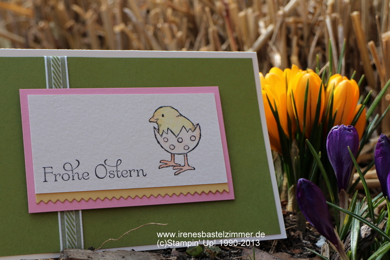 Hasenparade-Osterkarte-Stampinup