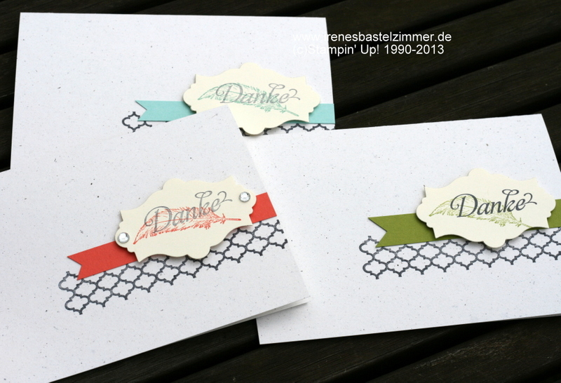 Summer Silhouettes-StampinUp