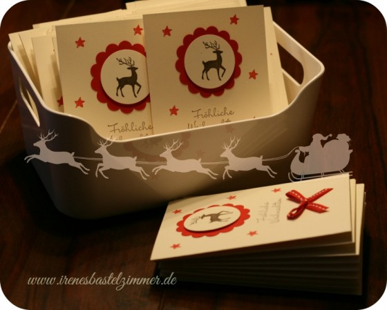 Stampin' Up!-Warmth and Wonder-Weihnachtskarte