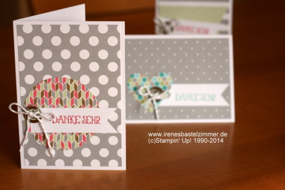 Stampin' Up!-Kartenset-Ereignisse