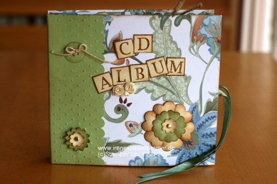 Stampin' Up!-Mini Album