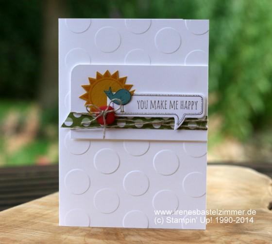 Stampin' Up!-Hello Love
