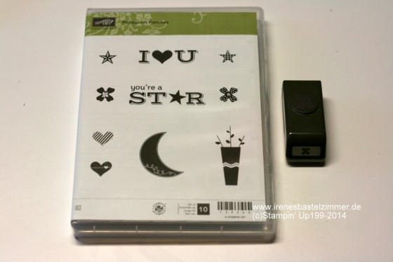 Stampin' Up!-Pictogramm Punches