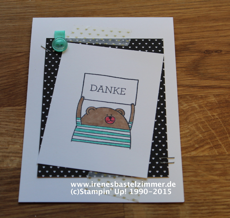 Cheerful Critters von Stampin' Up!