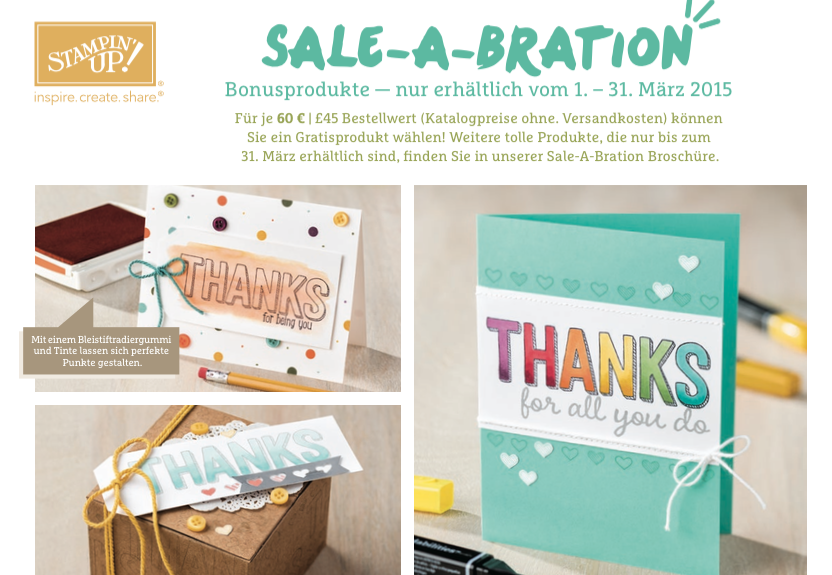 Stampin' Up!-Sale-a-bration-Natures Perfection