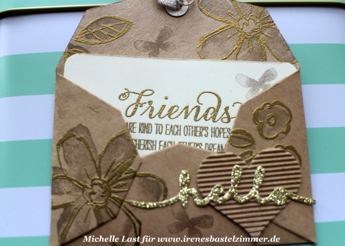 Embossing_Gold_Garden in Bloom