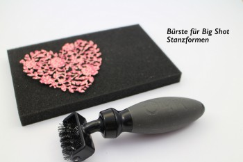 Burste Fur Big Shot Stanzformen Video