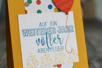 Ballonparty von Stampin' Up!