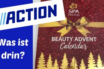 Unboxing ACTION Beauty Adventskalender